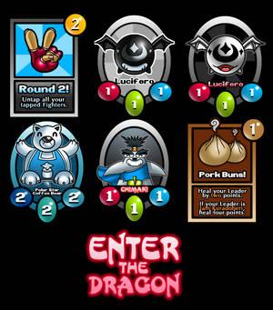 Enter The Dragon Card Preview