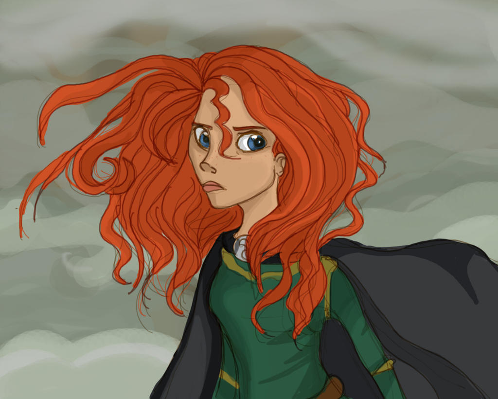 Merida 02 by Elliepamp
