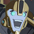 Robots in Disguise: Bumblebee is too happy