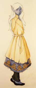 Valois costume