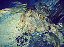 Acrylic blues by Tangobear-resources