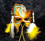 Tribal Shaman Mask