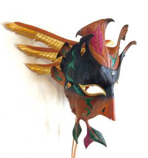 MUK The Shawoman Mask