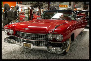 Cadillac 'Fleetwood' by FrederikM