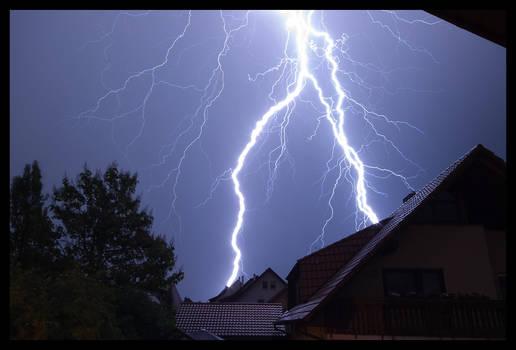 Very Close Lightning