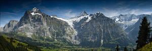 Grindelwald Panorama