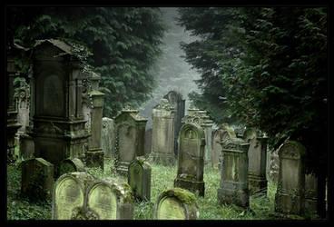 Jewish Graveyard III by FrederikM