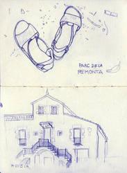 Sketch El parc de la Remonta