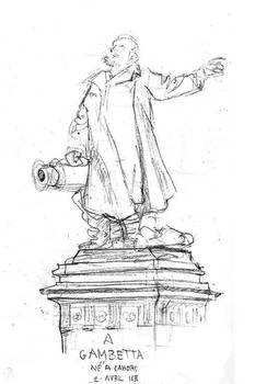 Gambetta sketch
