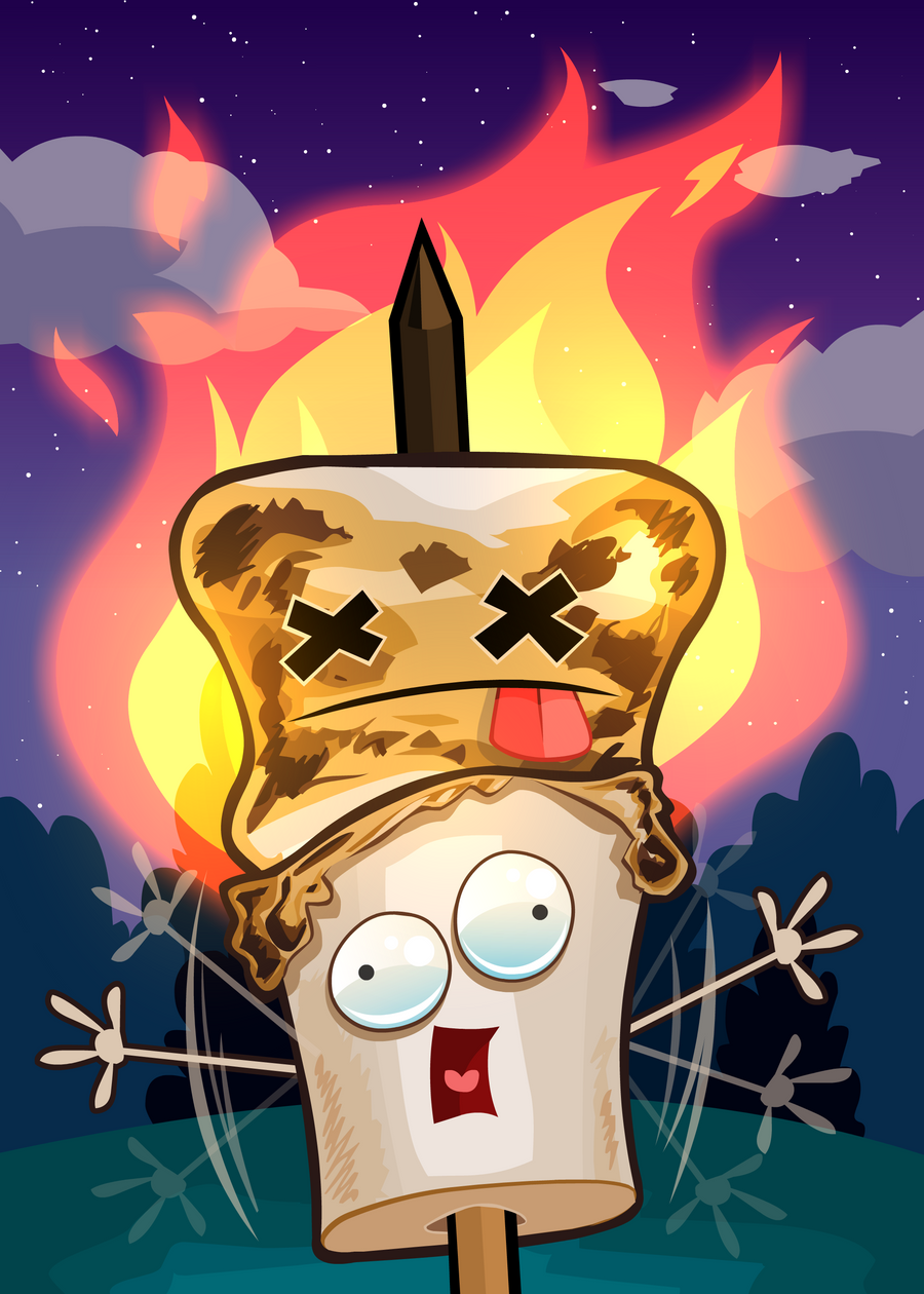 Toasted Marshmallow by Katie-O