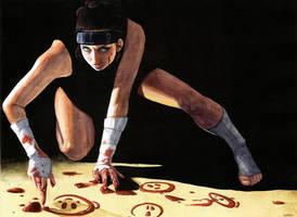 Ninja Katie of Doooom by Katie-O