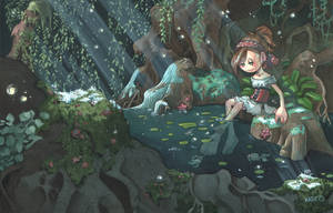 Night by Katie-O