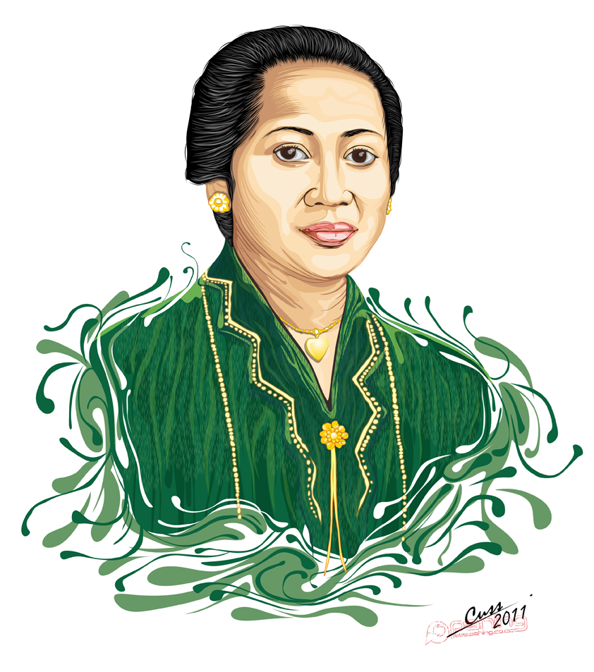 R.A. Kartini by cusspahing