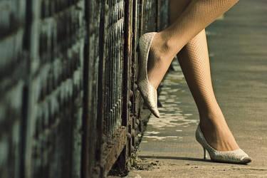 Legs for Punkroc by zlty-dodo