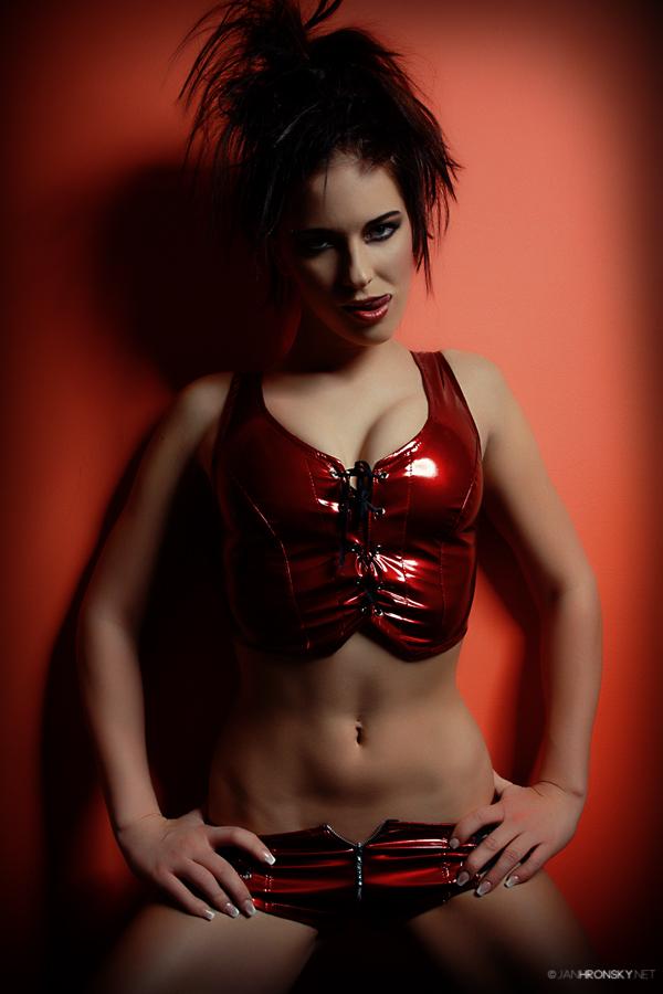 Red Hot Adina by zlty-dodo