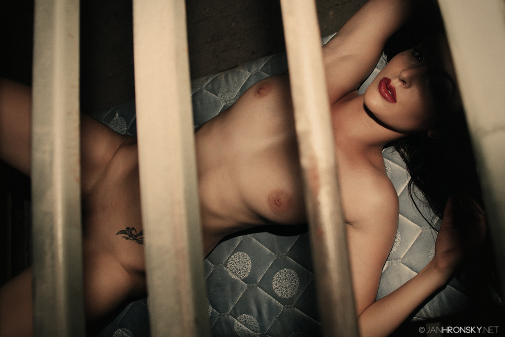 In A Cage by zlty-dodo
