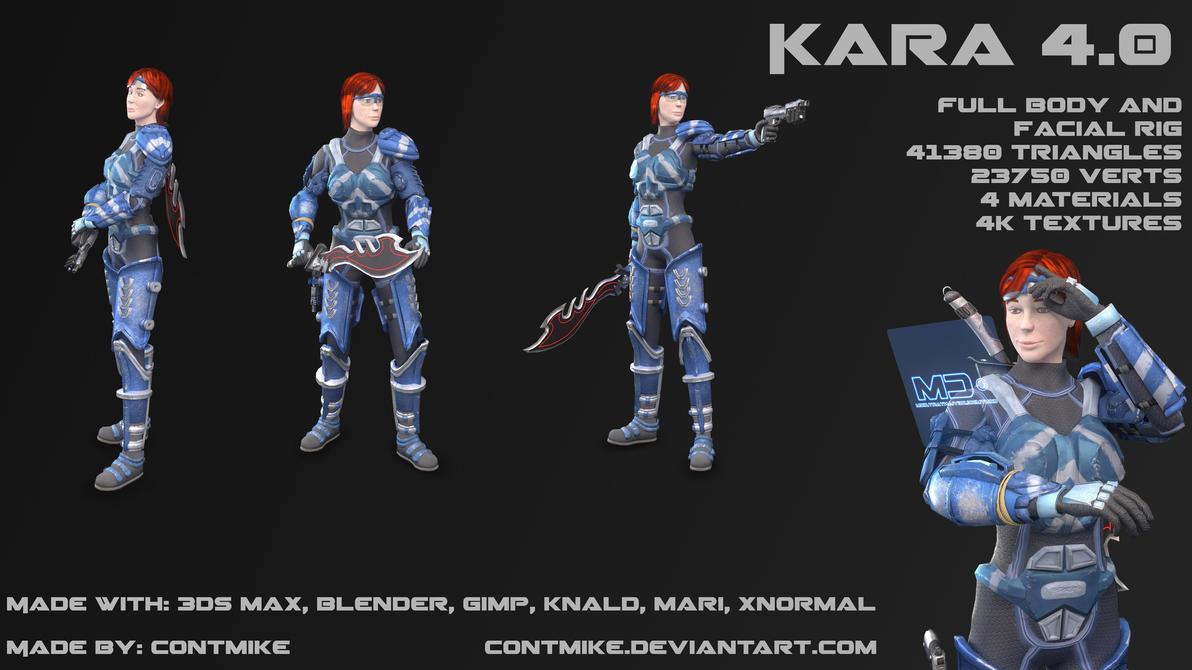 Kara 4.0 by contmike
