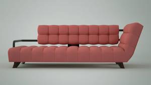 The Valentine Sofa