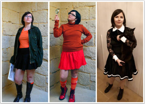 Daria, Velma, Mouse