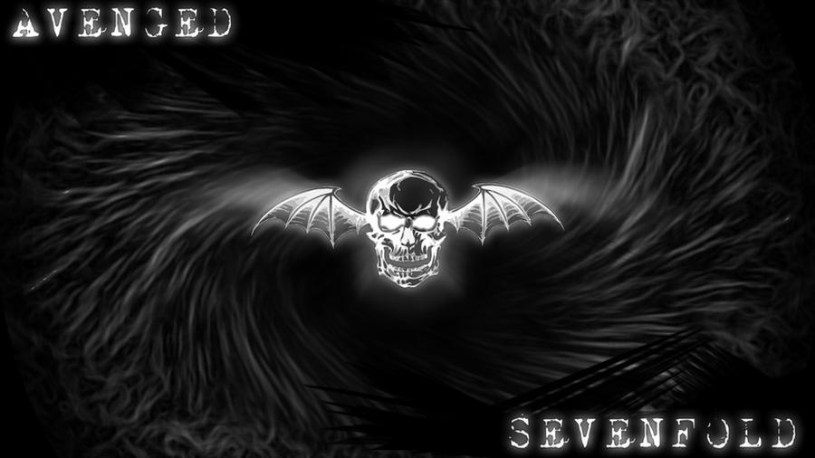 Avenged sevenfold wallpaper by max007x on deviantart avenged sevenfold wallpaper by max007x voltagebd Image collections
