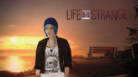 Life is Strange - Chloe sunset 2 by tomasdziak