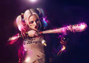 Harley Quinn Wallpaper by tomasdziak
