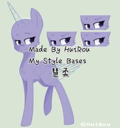 MLP My Style Base 2 by HuiRou