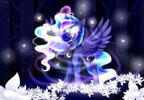 [MLP] Princess by HuiRou