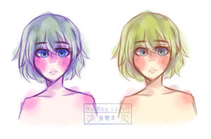 Random drawing 3 by HuiRou