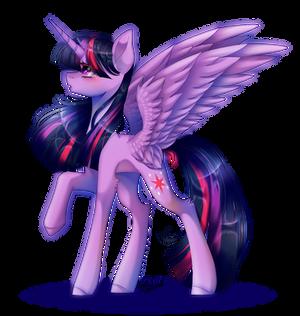 [SpeedPaint] Twilight (Redraw)