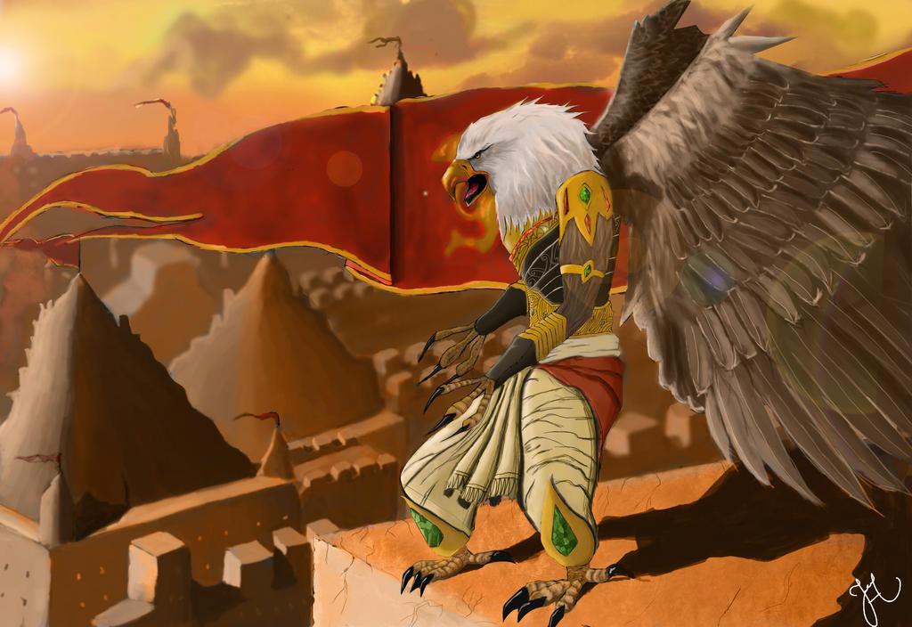 Garuda By NandoCvart On DeviantArt