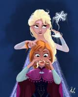 Snowflakes by Nikilblack