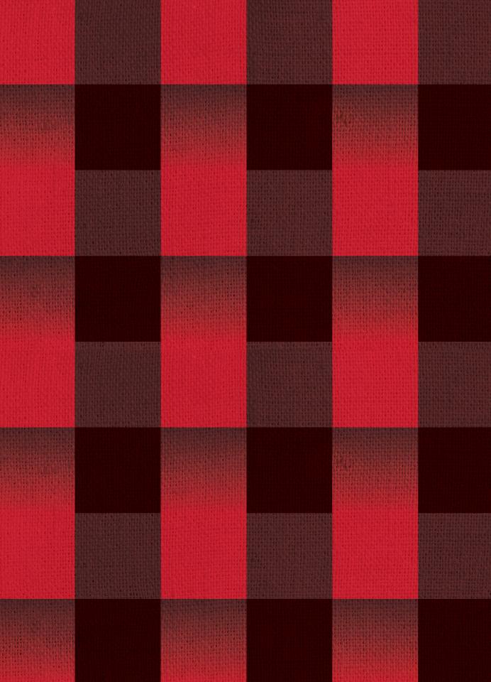 Burton red plaid for iphone by joshdill on deviantart for Tartan wallpaper next