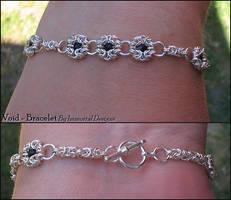 Void - Bracelet by immortaldesigns