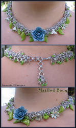 Mailled Bouquet by immortaldesigns