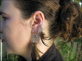 Feather Ear cuff