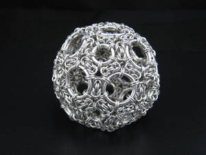Chainmail Truncated Icosahedron