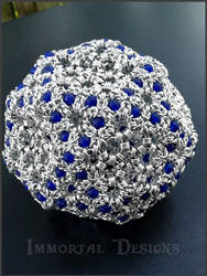Romanov Truncated Icosahedron  02