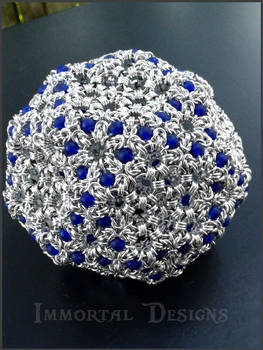 Romanov Truncated Icosahedron  02