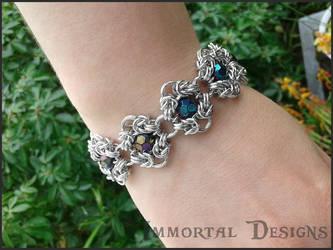 Chucky Monkey Bracelet by immortaldesigns