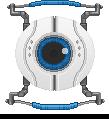 Portal: GLaDOS Core 1 by sinlet