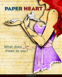CE: Paper Heart by Lurockia