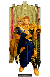 CM: Your Royal Highnesses by Lurockia