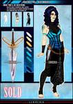 A: Lady Blue Monarch [Closed] by Lurockia