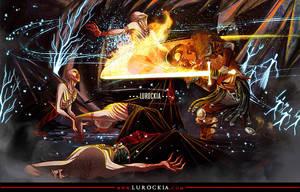 CE: Prophecies of Light [Third Prologue] by Lurockia