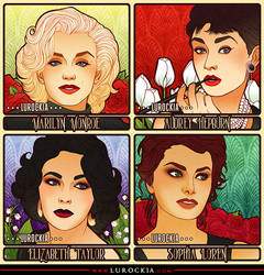 AN: The Queens of Hollywood by Lurockia