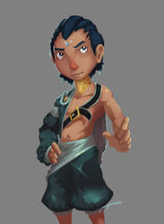 Diamante - Character Previs