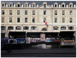 Parisian Street - Another View