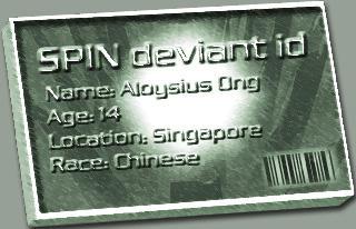 Spin deviantID