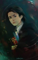 Severus by MarinaMichkina